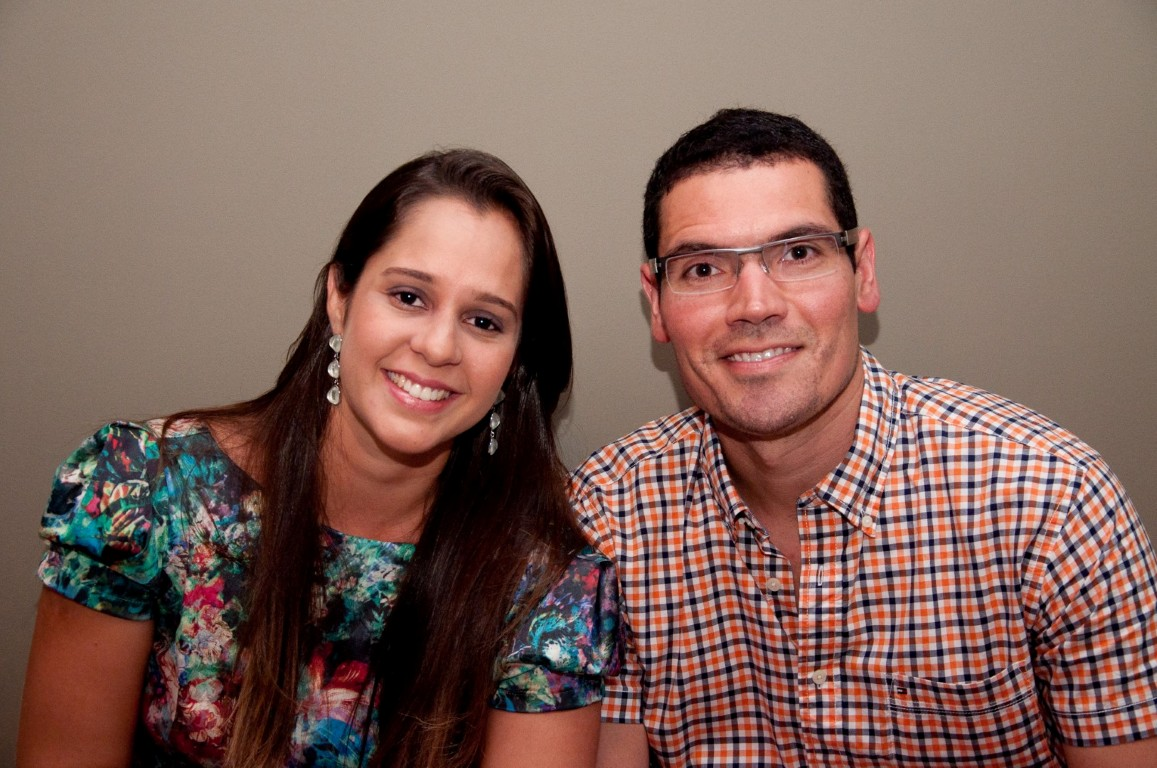 Manoel Macedo e Ana Carolina