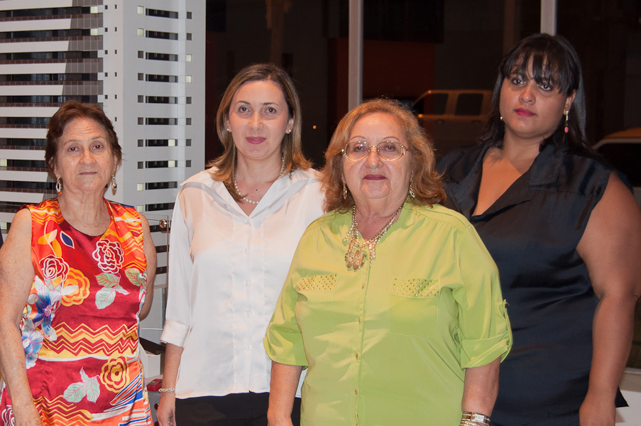 Convidados no evento